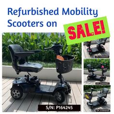 191 Best Used Mobility Scooters images in 2019 | Scooters