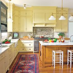 Photo: Helen Norman | thisoldhouse.com | from Read This Before You Redo a Kitchen