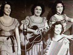 The Carter Sisters, June,  Mother Maybelle Addington Carter, Anita, Helen