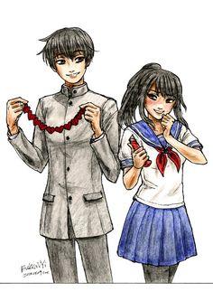 Senpai and Yandere