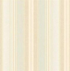 Blue and Brown Harpina Stripe Wallpaper, SBK26903