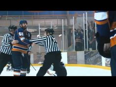 Goon Hockey Trailer: Official Merchandise by Gongshow Gear Gears, Hockey, Baseball Cards, Lifestyle, Sports, Jackets, Videos, Hs Sports, Down Jackets