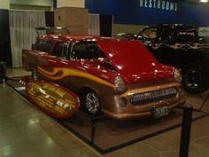1957 Chevrolet Nomad custom