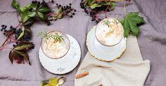 Vad är godare än en kopp varm choklad en kall dag? Gör egen varm choklad med kakao, mjölk, grädde och sirap, kryddor och cognac. De sista är helt valfritt!