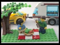 """Anthony, a film exec, """"built"""" the perfect proposal for his girlfriend of 6 years - with Legos! This stop-motion animation is created from THOUSANDS of photos and a week's worth of editing. We think he's a keeper! best proposal ever!"""