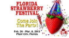 The Florida Strawberry Festival , Plant City FL