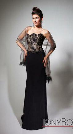 Tony Bowls Evening Dress TBE21390 | Terry Costa Dallas  #TonyBowls @Terry Costa