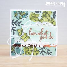 Stampin' Up! Cute Cards, Making Ideas, Stampin Up, Card Making, Artisan, Palette, Presents, Paper Crafts, Fancy