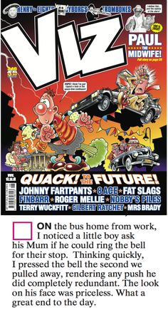 Letterbocks - Viz Bad Advertisements, Time Continuum, Baby Fish, Space Time, Adult Humor, I Laughed, Manual, Funny Stuff, Letters