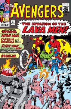 The Avengers (Volume) - Comic Vine #5