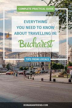 Practical & up to date info on everything tourists should know when visiting Romania's capital Bucharest - made by locals! Travel Tours, Europe Travel Tips, Travel Advice, Nightlife Travel, Travel Destinations, Backpacking Europe, Best Places To Travel, Cool Places To Visit, Bucket List Europe