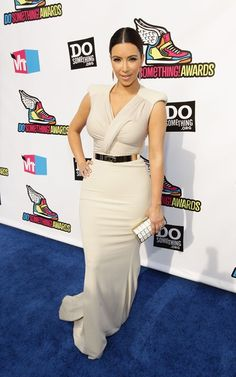Kim Kardashian 2011 Do Something Awards in Los Angeles August 14 2011