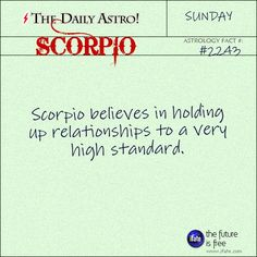 Daily Scorpio Astrology Fact: Low energy today?  Have you checked your biorhythm?  Visit iFate.com today! And for more astrology factoids, check out thedailyastro.com !