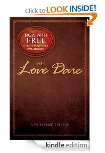Wow! The Love Dare – Kindle Edition is still free at Amazon! This book is a favorite of ours and worth reading! Hurry, I'm not sure when the price will change! Unconditional love is eagerly promised at weddings, but rarely practiced in real life. As a result, romantic hopes are often replaced with disappointment in …