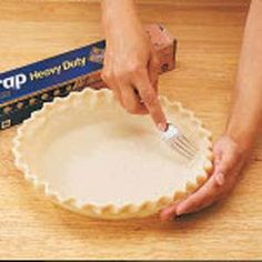 Taste of Home Pie Crust-I used butter