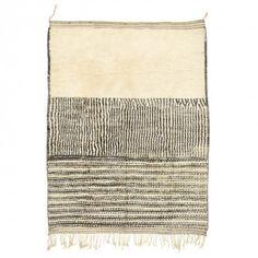 "Casablanca Moroccan Wool Rug - 7'9""x10'2"""
