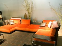 Outdoor Sectional, Sectional Sofa, Couch, Modern Sofa, Outdoor Furniture, Outdoor Decor, Home Decor, Modern Couch, Modular Couch