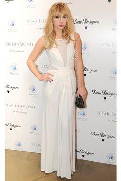 Suki Waterhouse Style & Fashion Pictures - Style File (Vogue.com UK)