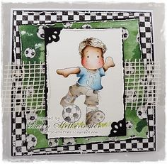 Cards By Becky: Card For A Boy at Magnolia-licious