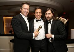All The Golden Globe Afterparty Moments You Won't See On TV