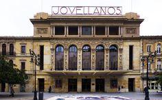 Resultado de imagen de teatro Jovellanos gijon