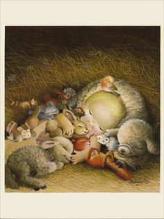Natal com Juan Ferrandiz Castells - - Christmas with Juan Ferrandiz Castells ( 1918 - Christmas Nativity Scene, Christmas Past, Disney Christmas, Christmas Illustration, Cute Illustration, Vintage Christmas Cards, Vintage Cards, Christmas Paintings, Ancient Aliens