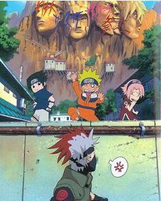 Sasuke Naruto Sakura Kakashi Kakashi Funny Kakashi Hatake Naruto Shippuden Naruto Wallpaper
