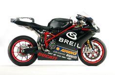 Ducati 749RS Ducati Motorbike, Ducati 749, Ducati Superbike, Racing Motorcycles, Supersport, Super Bikes, Road Racing, Bike Life, Custom Bikes