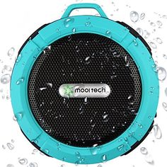Bluetooth Shower Speaker, 5W Portable Waterproof Speaker Also Ideal for Outdoor, Free Bonus and Lifetime Satisfaction Guarantee! 60% OFF Today! Mooi Tech http://www.amazon.com/dp/B00PY8SRY4/ref=cm_sw_r_pi_dp_9wGJvb1FKMKMY
