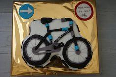Tarta bicicleta