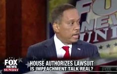 VIDEO: Juan Williams Pulled the Ultimate Race Card: 'Only Old White People Want Obama's Impeachment'