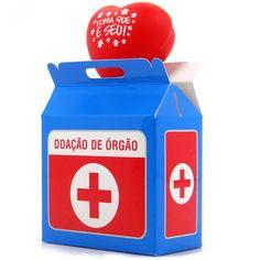 Maletinha Doação de Órgão
