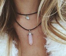 Inspiring image summer, necklace, stone, accessories, pendant, jewelry, girl, fashion #1977149 by saaabrina - Resolution 500x500px - Find the image to your taste