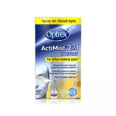 comprar ACTIVIST 2 EN 1 SPRAY OCULAR PARA EL PICOR DE OJOS + LAGRIMEO 10ML OPTREX