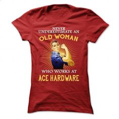 ACE HARDWARE #teeshirt #style. CHECK PRICE => https://www.sunfrog.com/LifeStyle/ACE-HARDWARE-120757547-Ladies.html?id=60505