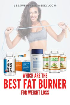 What is the best fat burner for women? Here are the top 7 best fat burners for women with natural ingredients. Full body fat burner and not only belly fat. Why these are the best fat burners for women? See how we choose them and the best and much more. Fat burners with natural ingredients help you eliminate the fat that you have accumulated in your body without the risks of surgery or drugs. #bestfatburnersforwomennatural #whatisthebestfatburner #fullbodyfatburner Metabolism Booster Supplements, Fat Burner Supplements, Weight Loss Supplements, Burn Belly Fat, Lose Belly, Best Fat Burner, Speed Up Metabolism, Best Weight Loss Supplement, Supplements For Women
