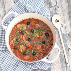 Italiaans stoofpotje: Kip Cacciatore Slow Cooker Recipes, Crockpot Recipes, Chicken Recipes, Healthy Recipes, Dutch Recipes, Asian Recipes, Ethnic Recipes, Instant Pot Pressure Cooker, Soups And Stews