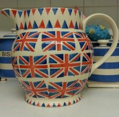 Union Jack SAMPLE 6 Pint Jug Purchased in 2006