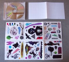 Beck CD Packaging. If you want to customize a good-looking CD packaging, visit www.unifiedmanfuacturing.com.