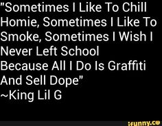 king lil g quotes google search if life mob life king lil g quotes aka ...