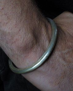 Rugged Rustic and Extra-Thick SHANE Cuff by lazarusdesigns on Etsy