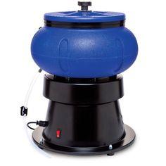 Motor Parts Vibratory Tumbler Polisher 18lbs (8kg)