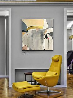 Large Abstract Oil Painting Abstract Painting Oil Painting Modern Art Texture Art Gold Panting Wall Art Original Painting by Julia Kotenko