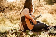 nature+tumblr | tumblr, color, guitar, nature, photo, photography - inspiring picture ...
