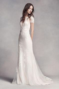 Simple Wedding Dress Images - Cold Shoulder Dresses for Wedding Check more at http://svesty.com/simple-wedding-dress-images/