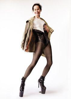 Amanda Harlech - Fashion Editor/Stylist Profile - Photos & latest news