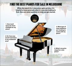 http://wesleyfox.weebly.com/blog/find-the-best-pianos-for-sale-in-melbourne click here When the search for a new piano get serious, it is helpful to know precisely what it is you are looking to find. Here are some question to help you to get started.