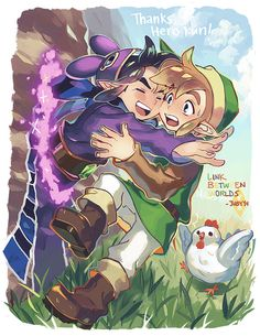 More action than he'll get from Zelda lol