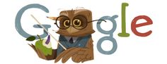 Google Doodles - Teachers' Day 2012 - Jan 16, 2012