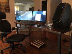 Desktop Setup: 80% Complete